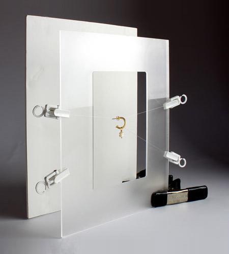 ORIGINAL Photographer/'s Holding Wax* props *displays *photo lightbox accessories